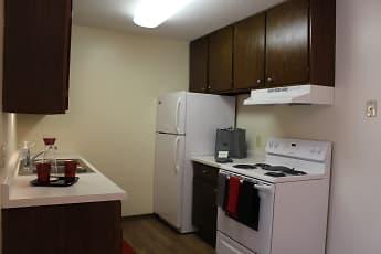Kitchen, Hidden Valley Apartments, 0