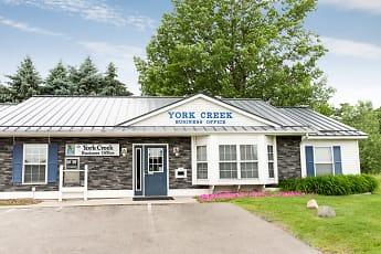 Building, York Creek, 1