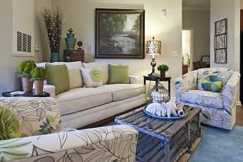 Living Room, Evolve at Stones Bay, 1