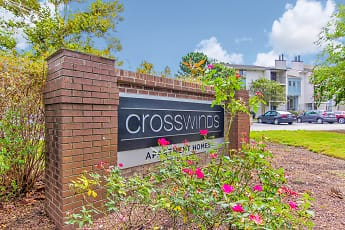 Community Signage, Crosswinds Apartments, 2