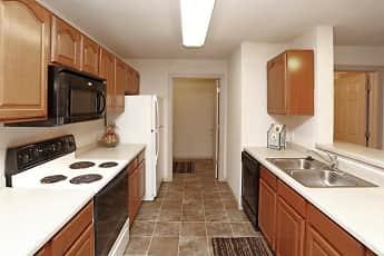 Kitchen, The Kingston Green, 1