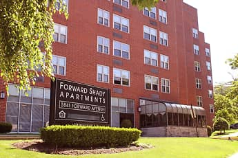 Building, Forward Shady Apartment, 0