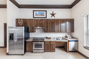 Kitchen, Constellation Ranch, 0