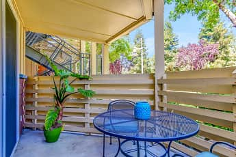 Patio / Deck, The Woods, 2