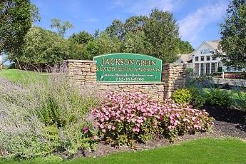 Community Signage, Jackson Green, 1