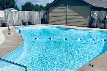 Pool, Willow Creek, 2