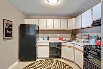 Kitchen, Rivers Cove Apartments, 0