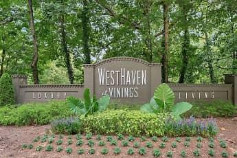 Community Signage, WestHaven at Vinings, 2