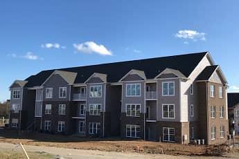 Building, The Aspen Apartments, 1