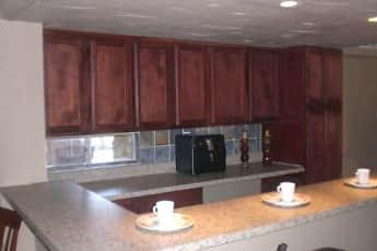 Kitchen, Coronado Oaks, 1