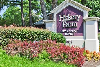Community Signage, Hickory Farm, 0
