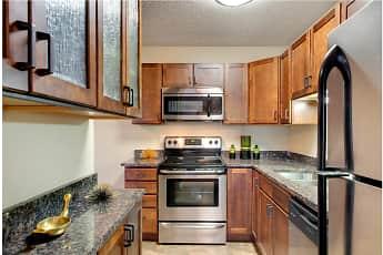 Kitchen, Cedars Lakeside, 0