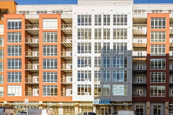 Building, Metreau Apartments, 0