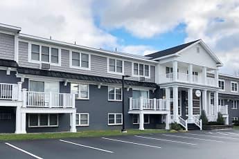 Building, Hampshire Apartments, 0
