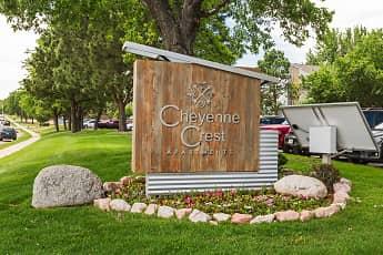 Community Signage, Cheyenne Crest, 0