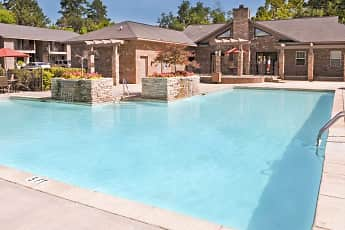 Pool, Brittwood Apartments, 1
