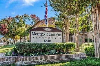 Community Signage, Montfort Crossing, 0