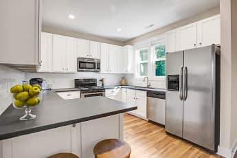 Kitchen, Myrtle Landing Townhomes, 0