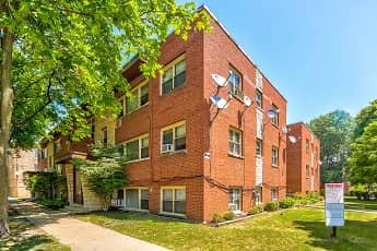 Building, 817 Seward Apartments, 0