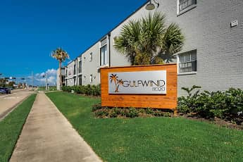 Community Signage, Gulfwind Apartments, 1