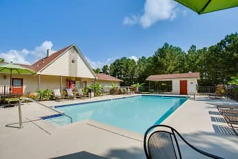 Pool, Meadow Wood Apartments, 0