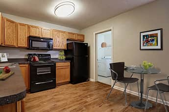 Kitchen, Lion's Gate Townhomes, 1