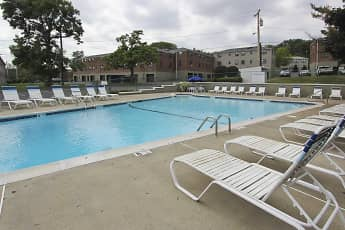 Pool, Loudon Arms Apartments, 0