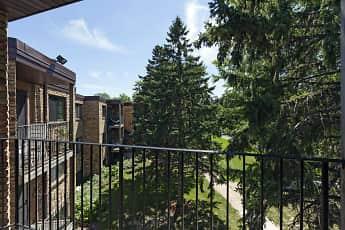 Patio / Deck, Fountain Terrace, 0