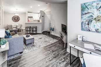 Living Room, Crossing At Auburn Hills, 0
