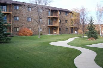 Building, Cooperative Living Center 55+ Apartments, 0