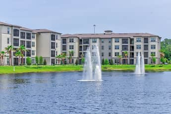 Lake, The Oasis at Town Center, 1