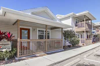 Building, Contemporary Housing Alternatives of Florida, Inc- Ashley Group, 0