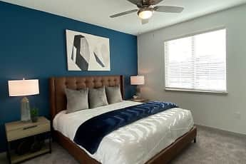 Bedroom, Enclave at 3230, 2