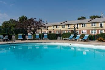 Pool, Winthrop Terrace, 1