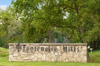 Community Signage, Fontenelle Hills, 1