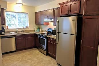 Kitchen, Arbor Hills Apartments, 0