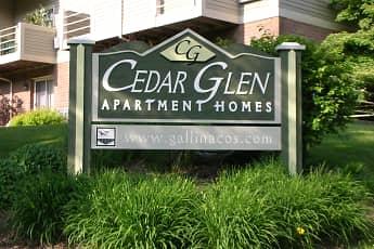 Cedar Glen, 0
