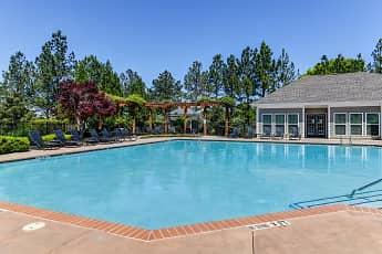 Pool, Mill Creek Run Apartments, 1