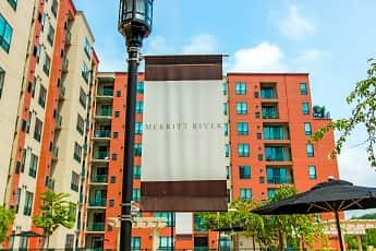 Community Signage, Merritt River Apartments, 0