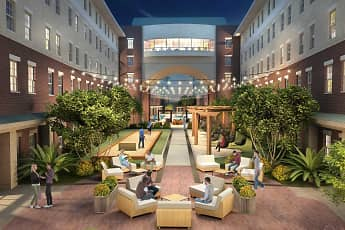 Courtyard, The Tradition, 0