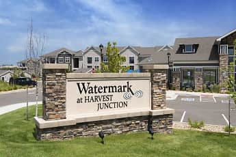 Community Signage, Watermark at Harvest Junction, 0