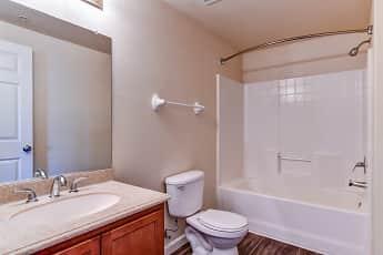 Bathroom, Villas At Dolphin Bay, 2