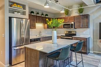 Kitchen, R7 Lofts, 1