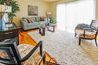 Living Room, Kentwood Village, 1