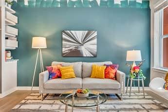 Living Room, Alta Warp + Weft, 1