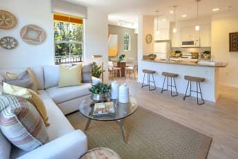 Living Room, Stonegate Apartment Homes, 0