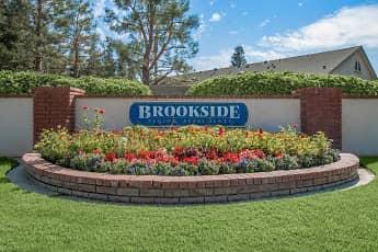Community Signage, Brookside Senior Apartments, 1