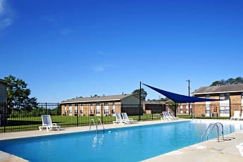 Pool, Green Ridge Apartments, 0