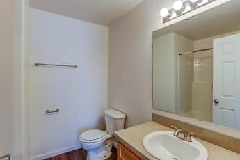 Bathroom, Andrea Place Apartments, 2