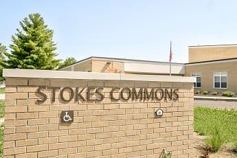Community Signage, Stokes Commons, 1